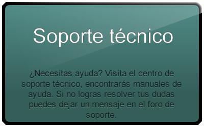 Centro de soporte técnico